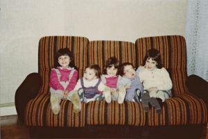 Et si je diffusais une vieille photo de famille ?